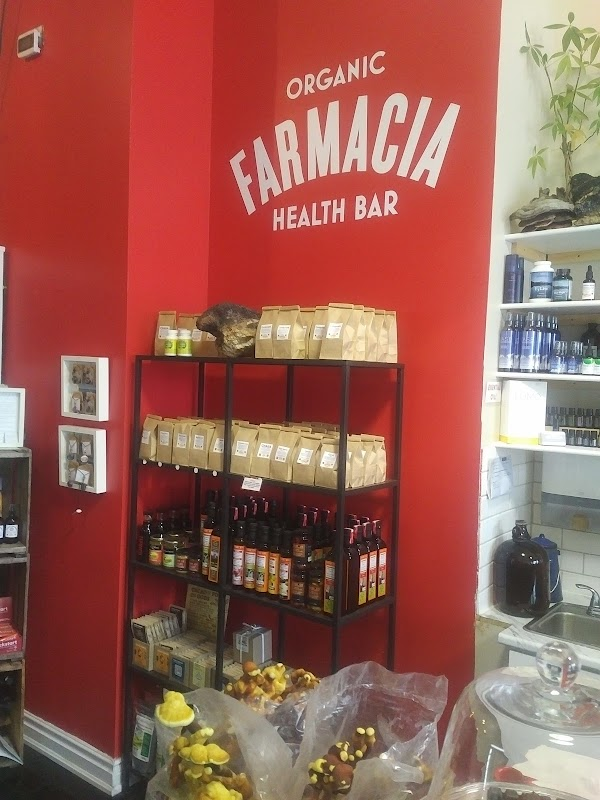 Photo of Farmacia Health Bar