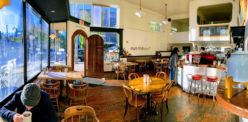 Photo of Mercury Cafe in Hayes Valley